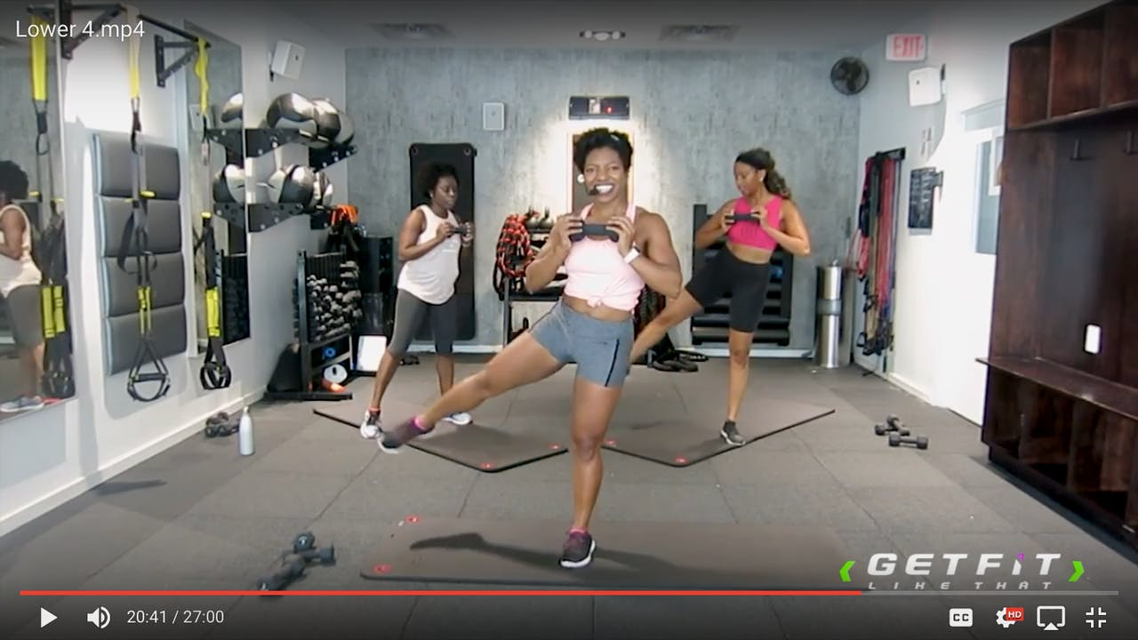 SWEAT Season 8 Week Fitness Series by Get Fit Like That