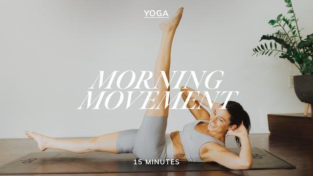 MORNING MOVEMENT 9/7