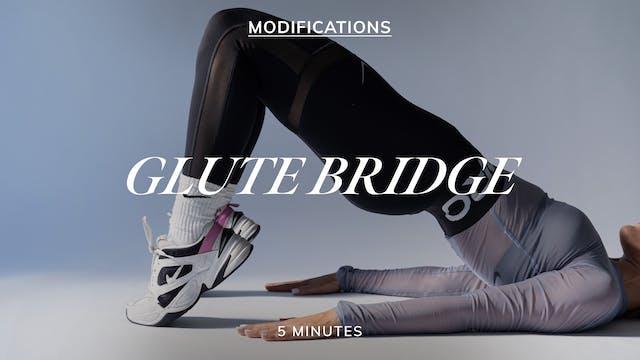 MOD GLUTE BRIDGE