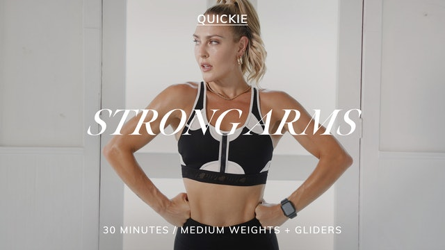 30 MIN STRONG ARMS 2/7