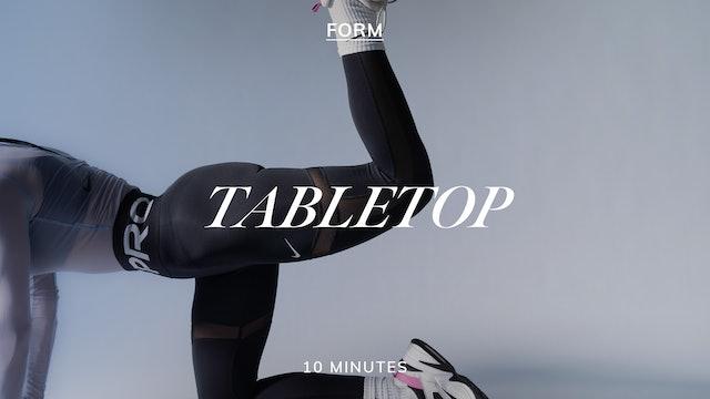 FORM TABLETOP
