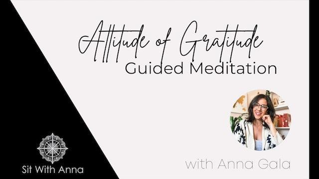 SWK Attitude of Gratitude Meditation