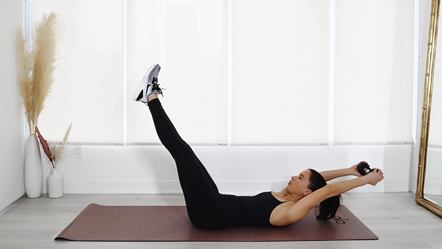 48 Min Full Body HIIT (Weight Optional)