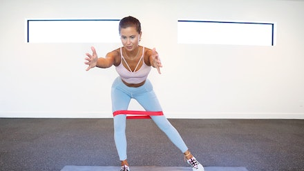 Sweat With Kelsey Video