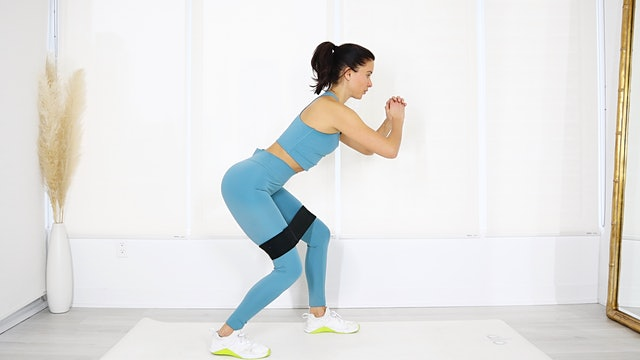 44 Min Legs + Booty (Weight Optional)
