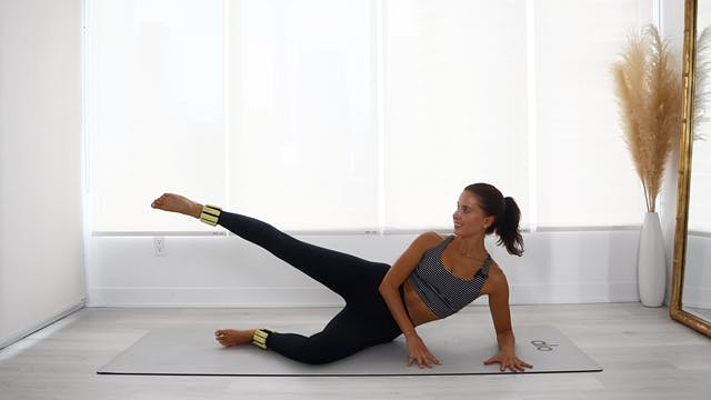 32 Min Inner + Outer Thigh