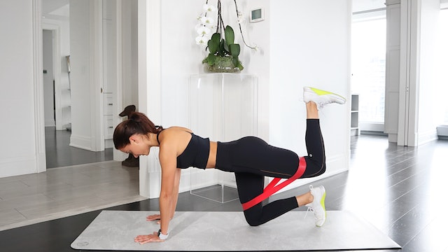 10 Min Glute Activation
