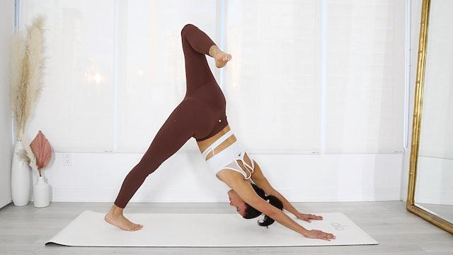 19 Min Stretch + Flow