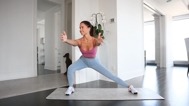 Lateral Lunge Tutorial