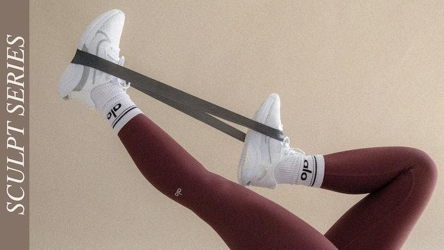 Stallion + Cardi Legs + Glutes (20 Min)