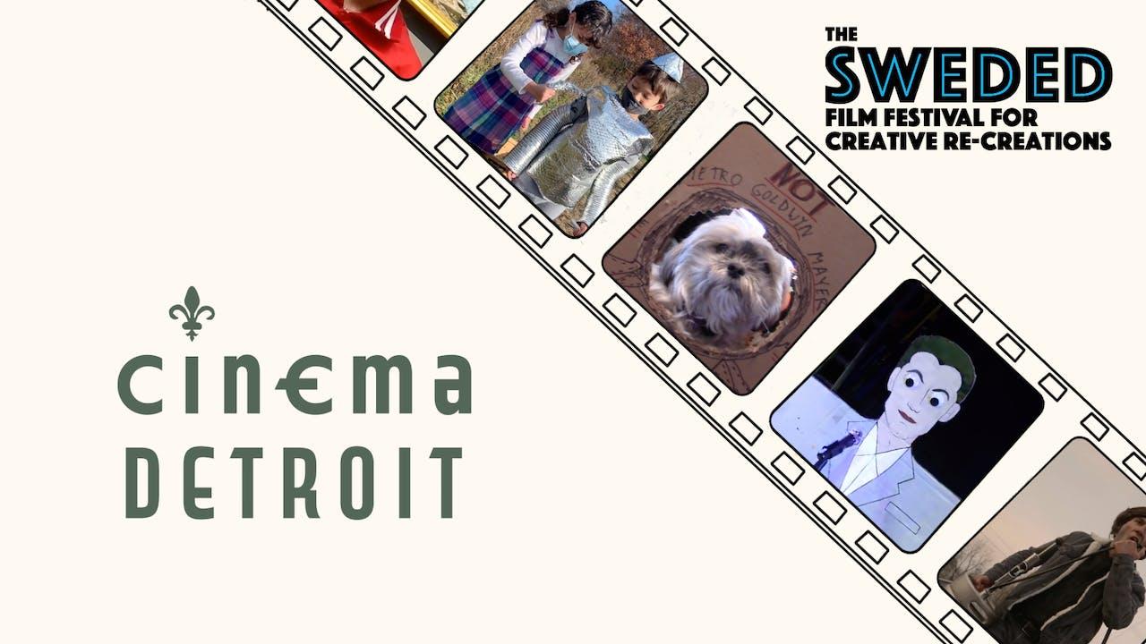Sweded Film Festival @ Cinema Detroit