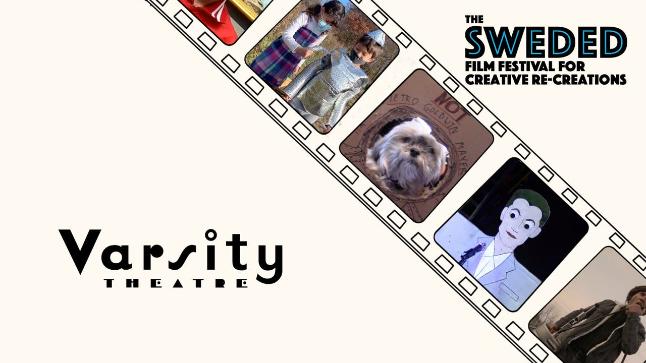 Sweded Film Festival @ Varsity Theatre