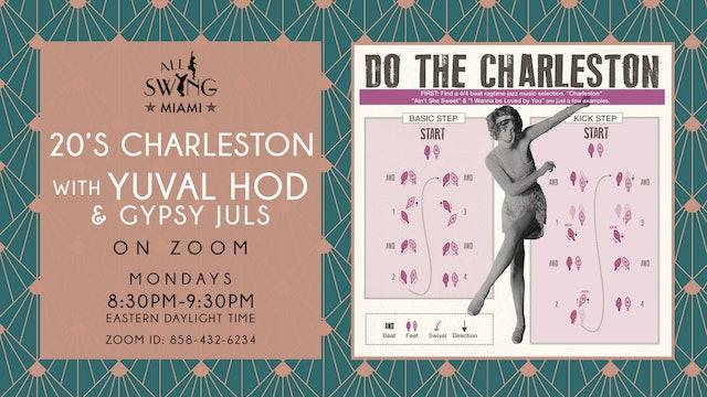 20's Charleston Session 5 Week 1