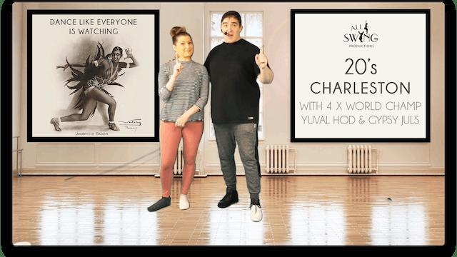 20s Charleston Session 6 Week 1 2021