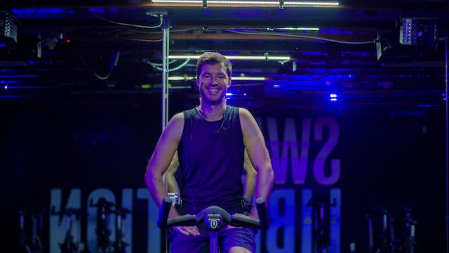 Sweat Cycle 50 with Curtis | Prince v...
