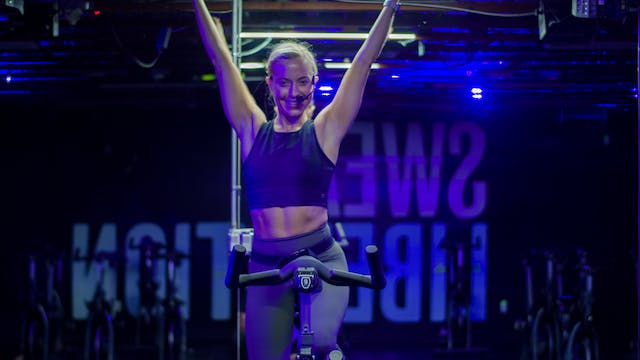 Sweat Cycle 50 with Kaily | August 22...