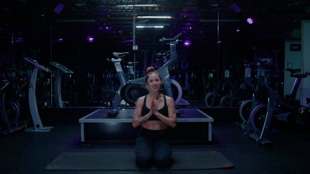 Arms + Glutes with Sloan
