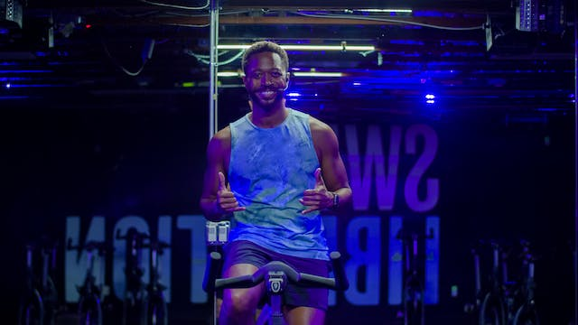 Sweat Cycle 50 with Tommy | September...