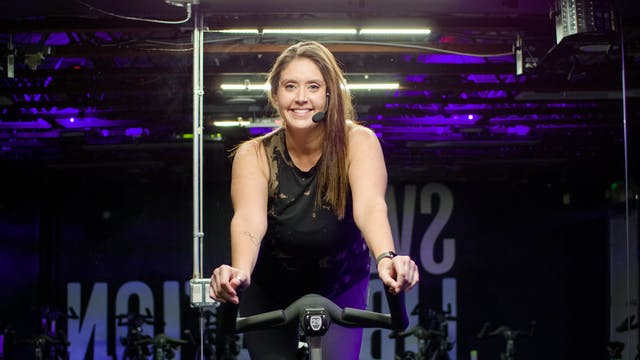 Sweat Cycle 50 with Melissa | Kaskade...