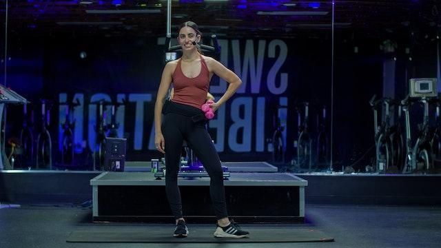 30 Mins Full Body with Hannah | June 27, 2021