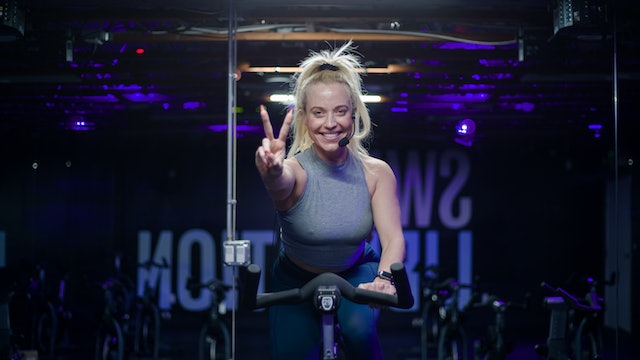 Sweat Cycle 50 with Kaily