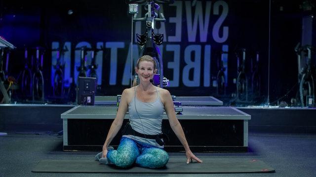 30 Mins Pilates for Posture with Julie | June 20, 2021