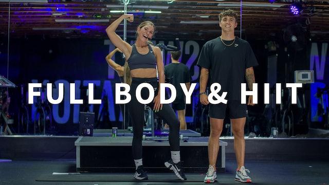 Full Body & HIIT