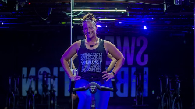 Sweat Cycle 50 with Amy | September 12, 2021