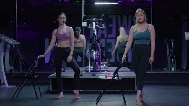 30 Mins Barre with Hannah | June 13, ...