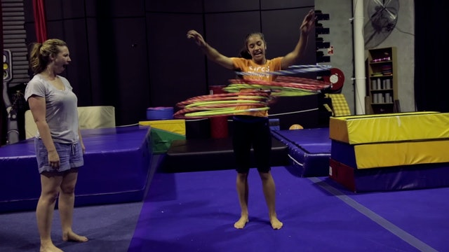 How to perform Circus Skills   Sweet Skills