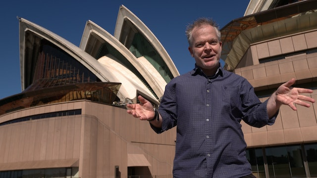 Behind the Scenes | Kids Tour of the Sydney Opera House