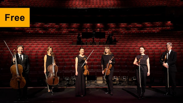 Sydney Symphony Orchestra: Brahms String Sextet No.1 | From Our House To Yours