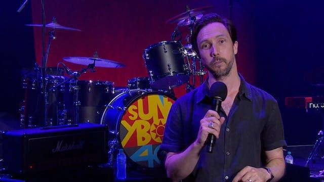 Sunnyboys - Introduction by Ben Marsh...