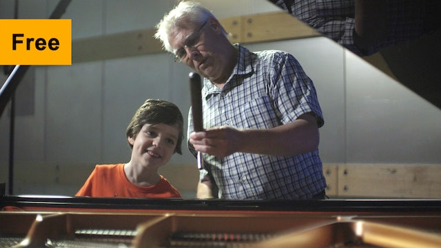 Who's in the Lift? A piano tuner! | Episode 2