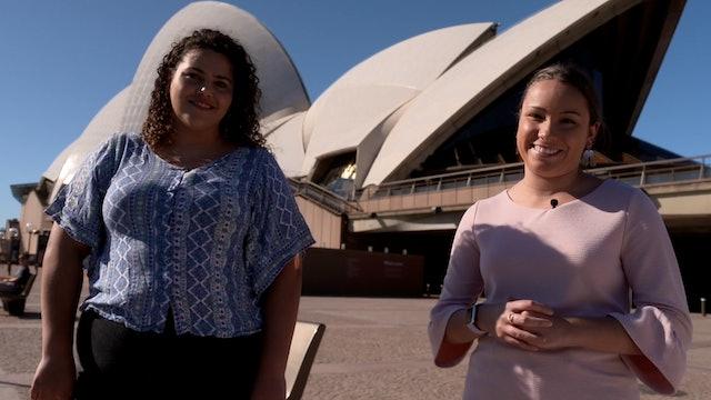 Guwanyi Walama | Kids' Tour of the Sydney Opera House precinct