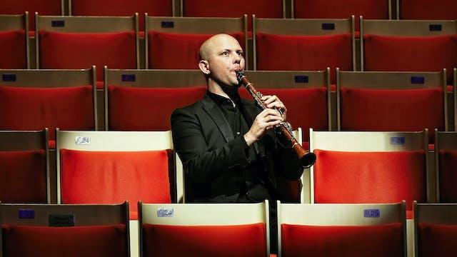 Omega Ensemble: Gordon Kerry's Clarin...