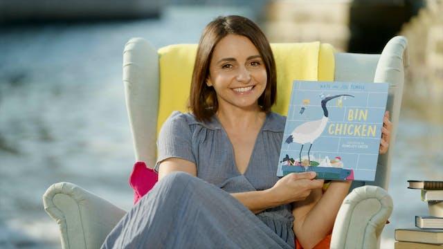 Pia Miranda reads Bin Chicken | Footl...