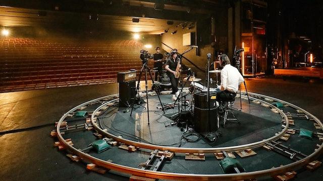 Nooks & Crannies Part 2 |  A live music tour of Sydney Opera House