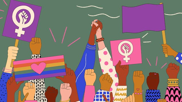 All About Women: White Feminism