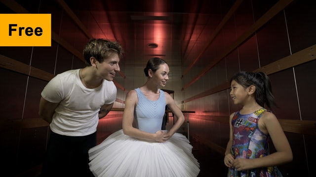 Who's in the Lift? Two Ballet dancers! | Episode 3