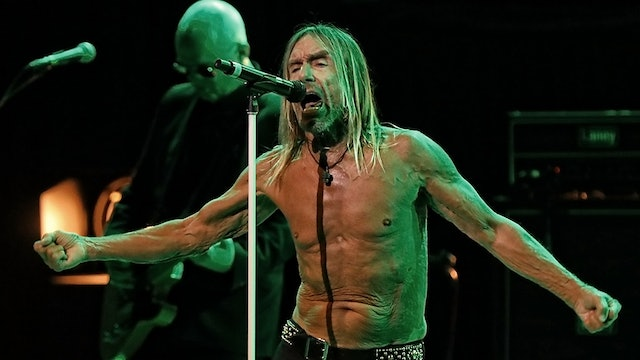 Iggy Pop - I Wanna Be Your Dog / Search and Destroy / The Passenger / No Fun