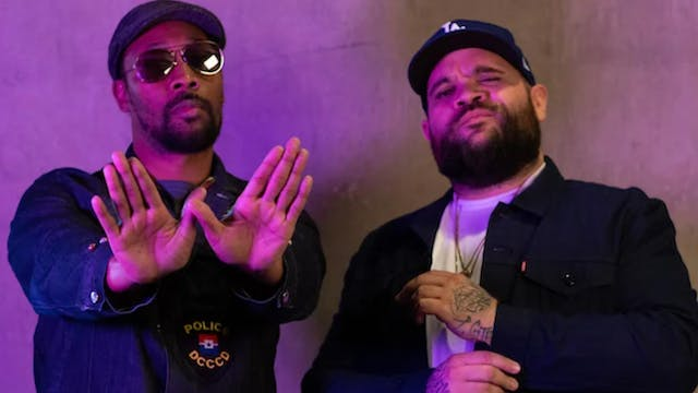 Wu-Tang's RZA and Briggs | In Convers...