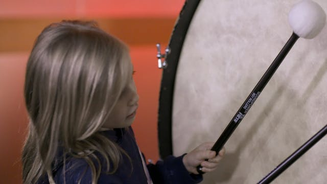 Who's in the Lift? A Percussionist | ...