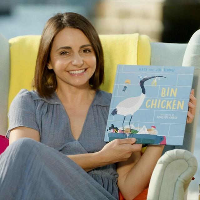 Pia Miranda reads Bin Chicken | Footlights & Booklights