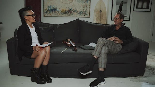 In Conversation: Richard Tognetti and...