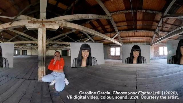 Caroline Garcia - Behind The Scenes | Returning - Chapter 1