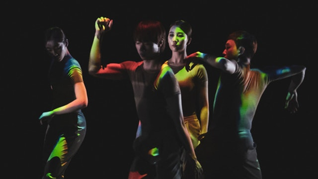 Outlines: Korea National Contemporary Dance Company | Beyond Black