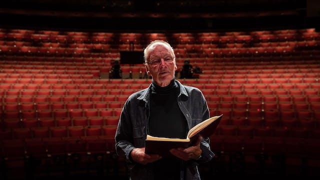 Bell Shakespeare: John Bell, One Man ...