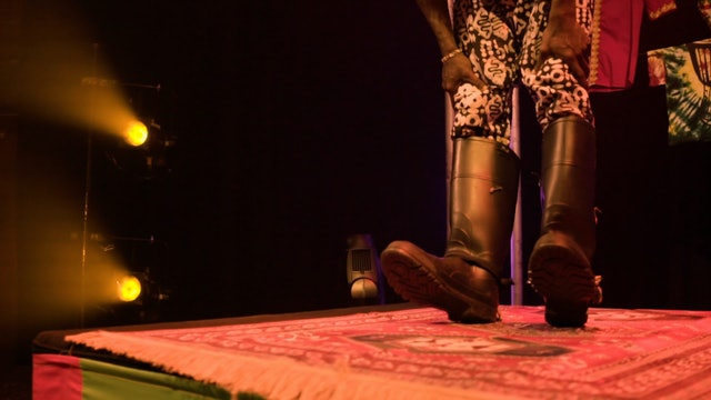 Infusion Cast Talk: Gumboot Dancing with Lucky Lartey