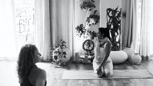 SYJ Foundational Chair Yoga w/ Ranjini | 45 min.